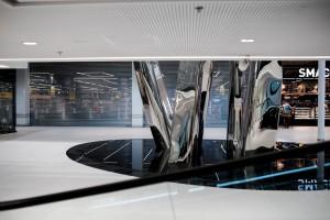 Oto Wir - serce Galerii Północnej według projektu Oskara Zięty