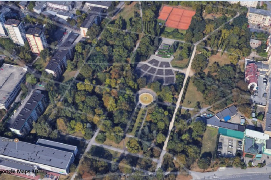 Park-M autorem rewitalizacji Parku Witosa