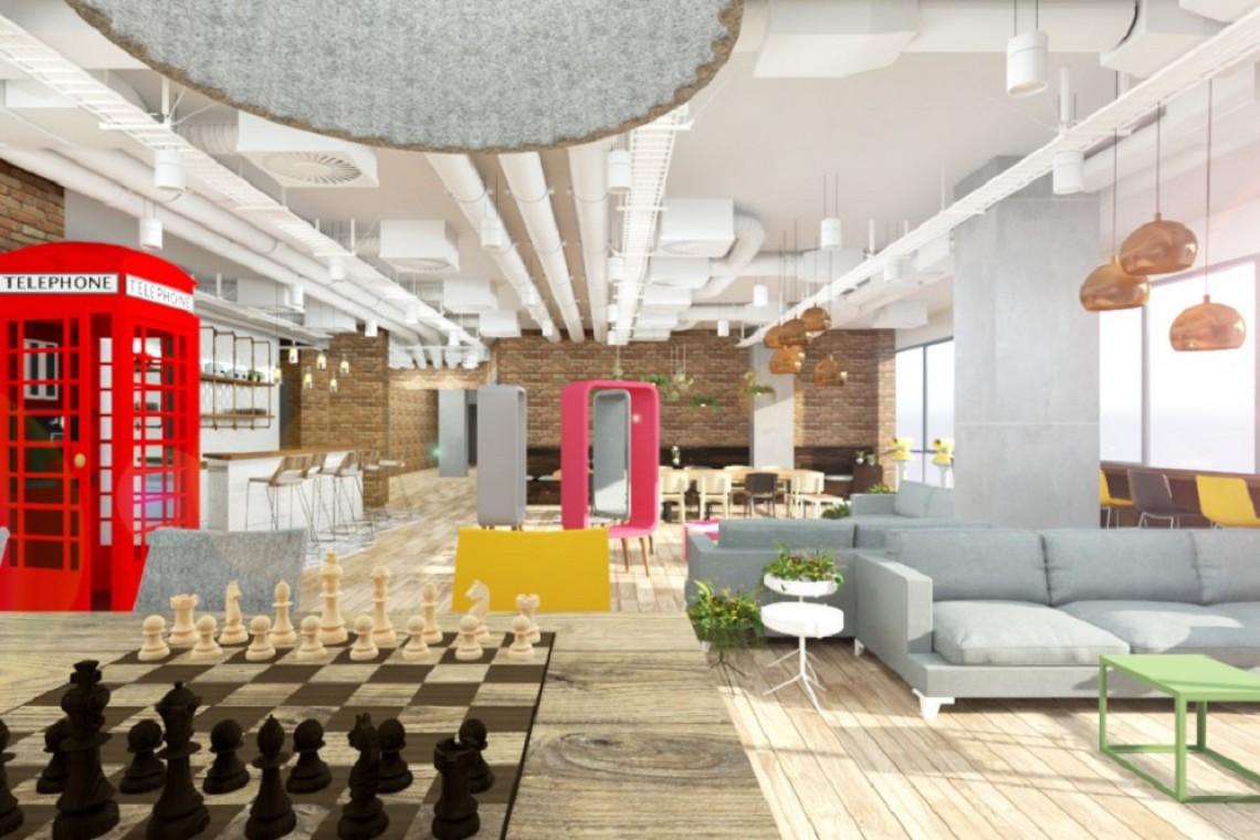 BE Yourself: nowa przestrzeń i model wynajmu biur