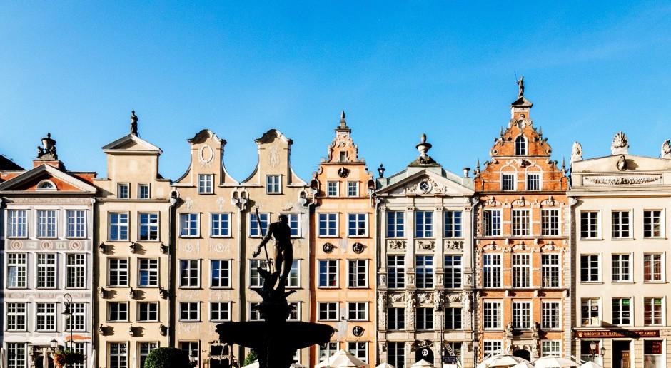 Gdańsk z wystawą