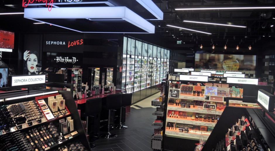 Sephora w nowym koncepcie. Tym razem w Krakowie