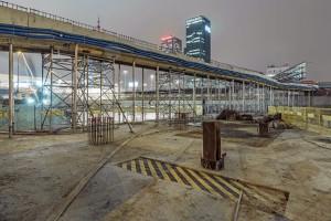 Varso w budowie. To będzie najwyższy budynek w Polsce