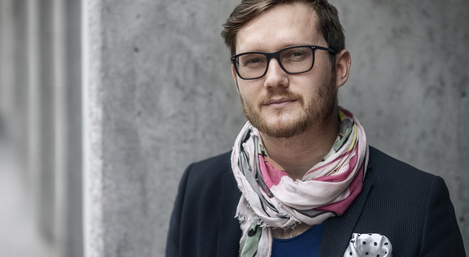 Jan Sikora, prelegent 4 Design Days 2018: Muszą minąć dziesiątki lat, zanim życie i przestrzenie