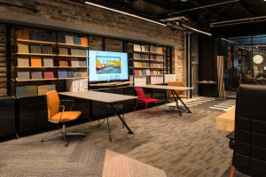 Forbo Flooring Polska otwiera showroom w Hali Koszyki