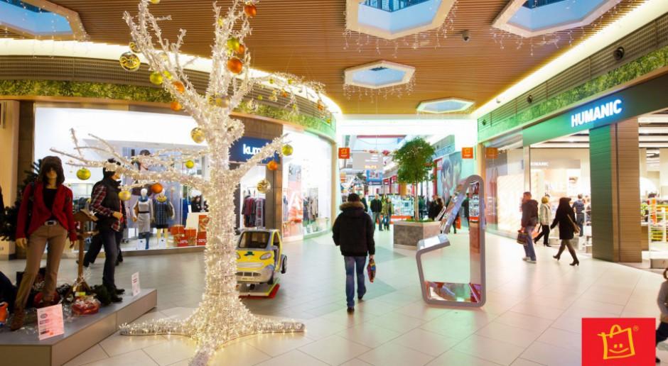 Port Łódź już w świątecznym klimacie