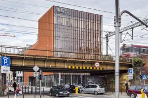 Wrocławski biurowiec spod kreski Grupy 5 Architekci z certyfikatem LEED Gold
