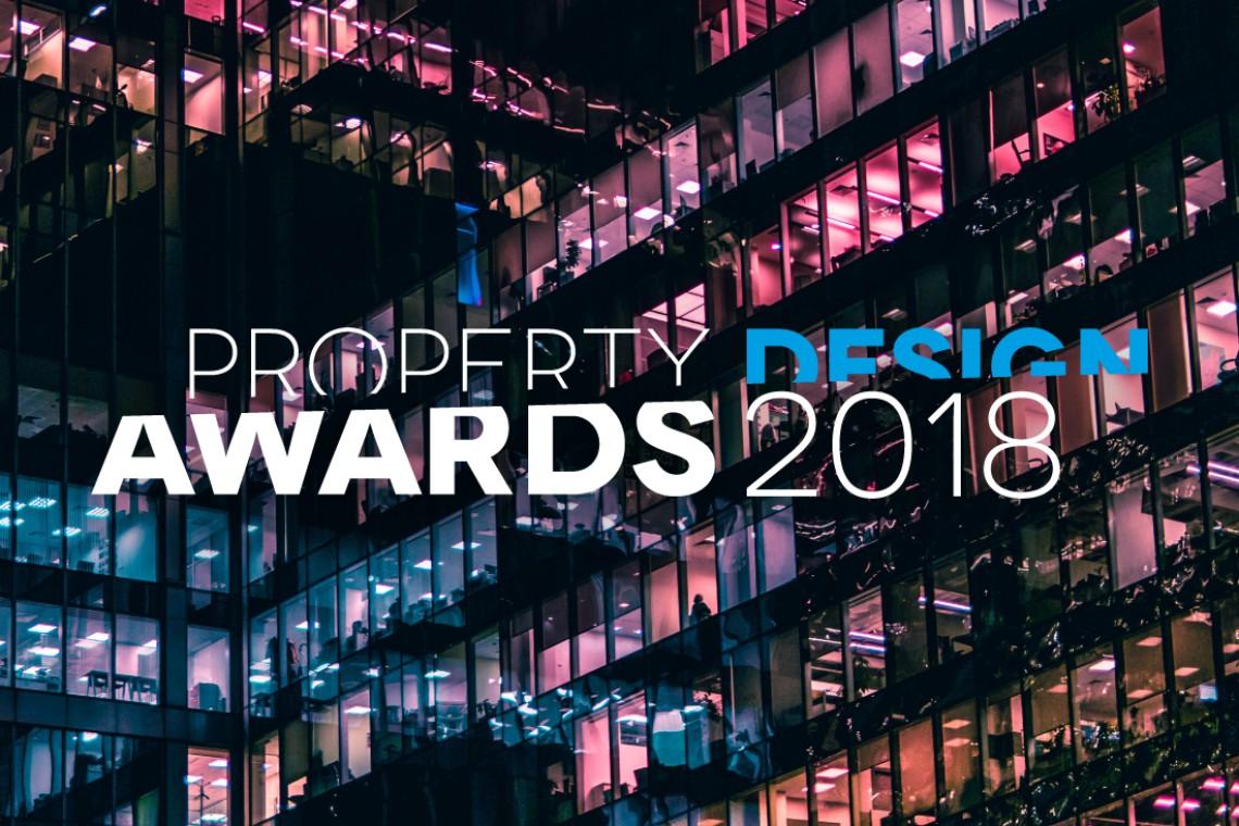 Unikalne inwestycje, wyjątkowe przestrzenie - rusza konkurs Property Design Awards 2018