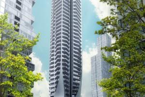 Zaha Hadid Architects zdobywa najwyższy szczyt Mexico City