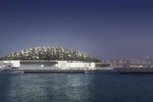 Cień przerywany wybuchami słońca. Arabski Luwr otwiera drzwi dla gości