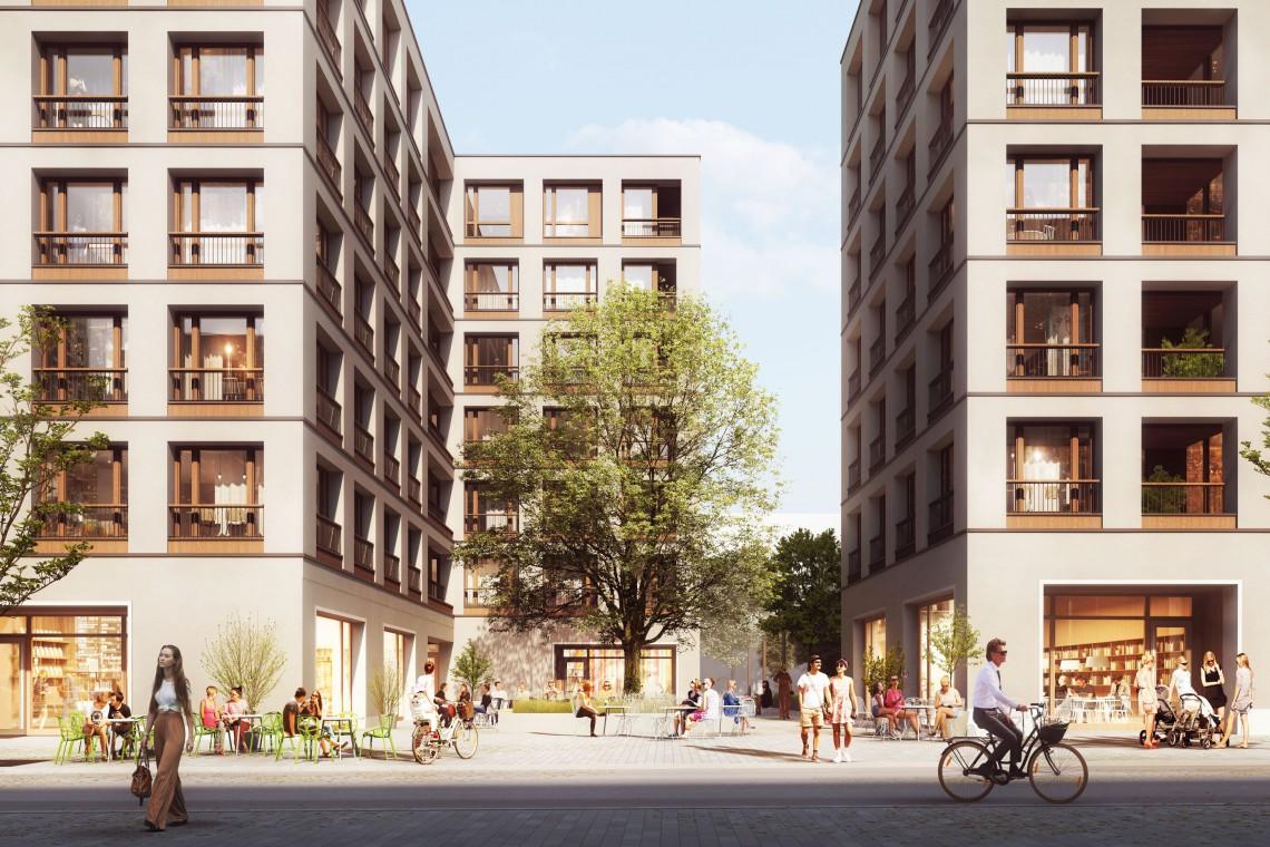 Browary Warszawskie są tworzone w duchu najnowszych koncepcji urbanistycznych