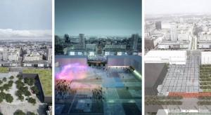 Otoczenie Pałacu Kultury i Nauki - ideeologiczny spór o Warszawę trwa