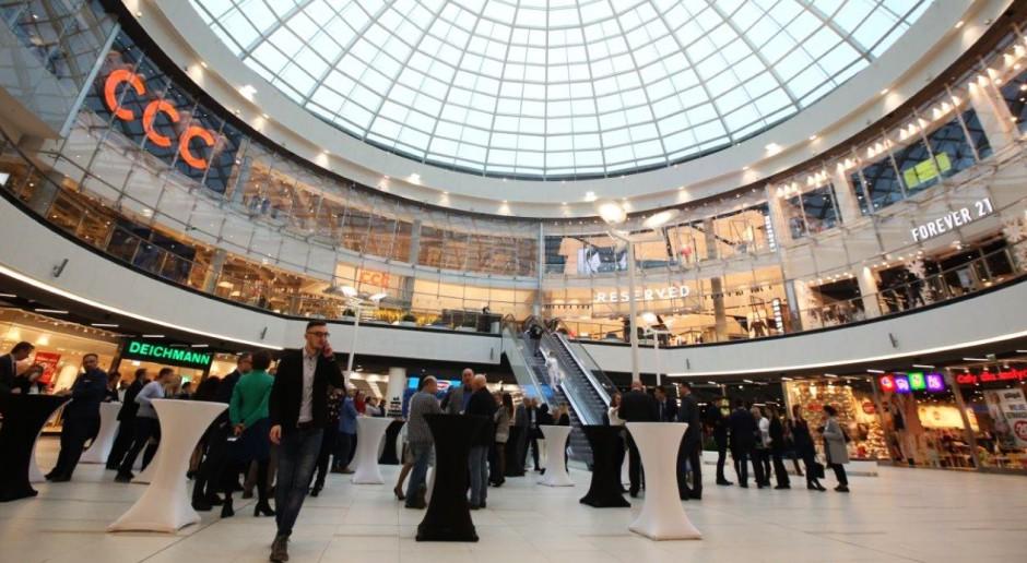 Odmienione centrum handlowe Galaxy. To projekt Open Architekci