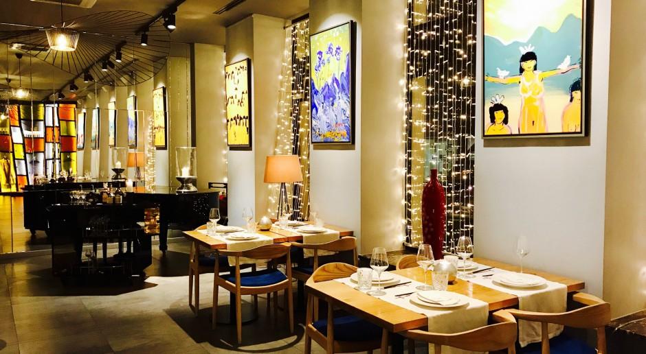 Smak i sztuka, czyli restauracja Pańska 85