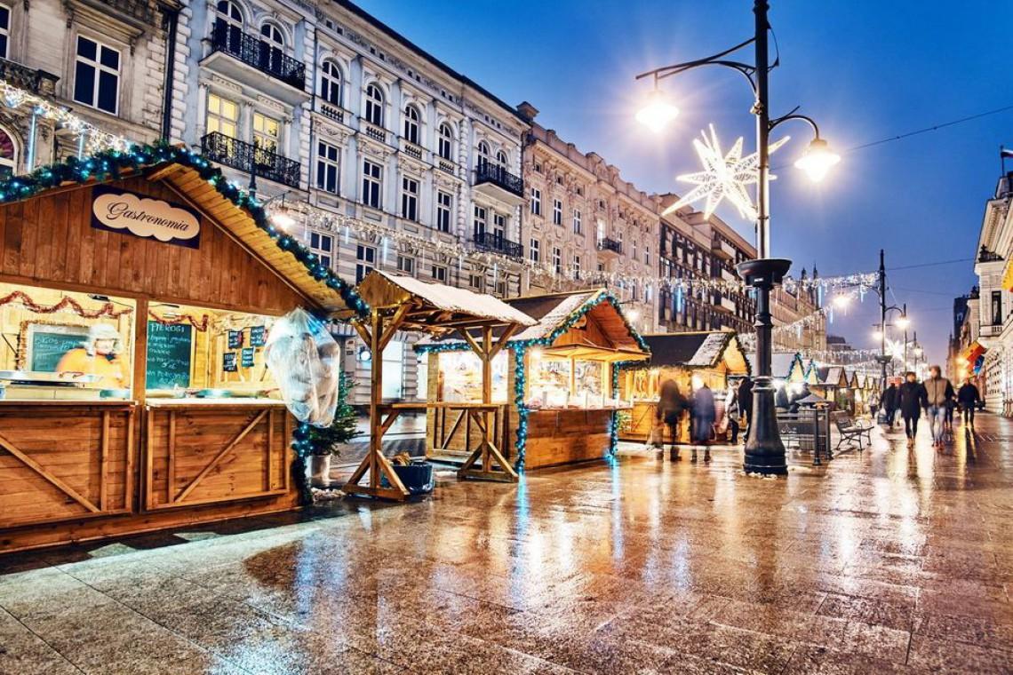 Święta w Łodzi. Będzie wyjątkowo i magicznie