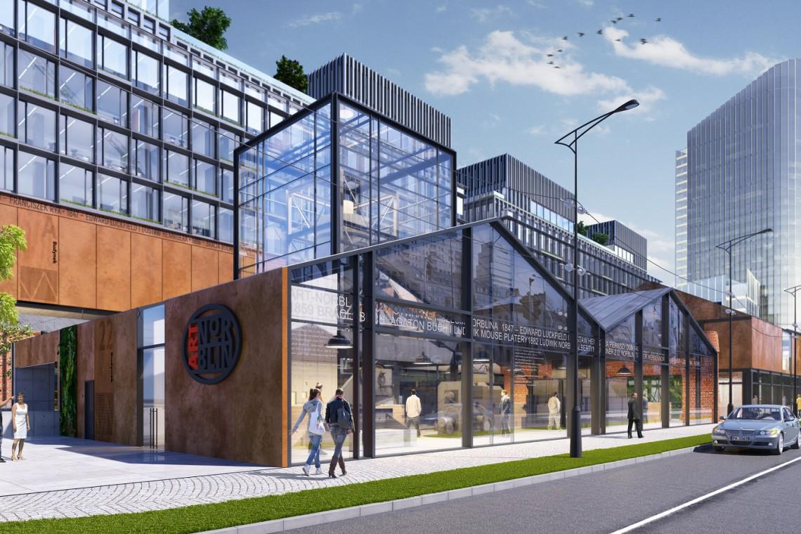 ArtN będzie nowym centrum Warszawy. Dzieło Capital Park i PRC Architekci rusza z budową