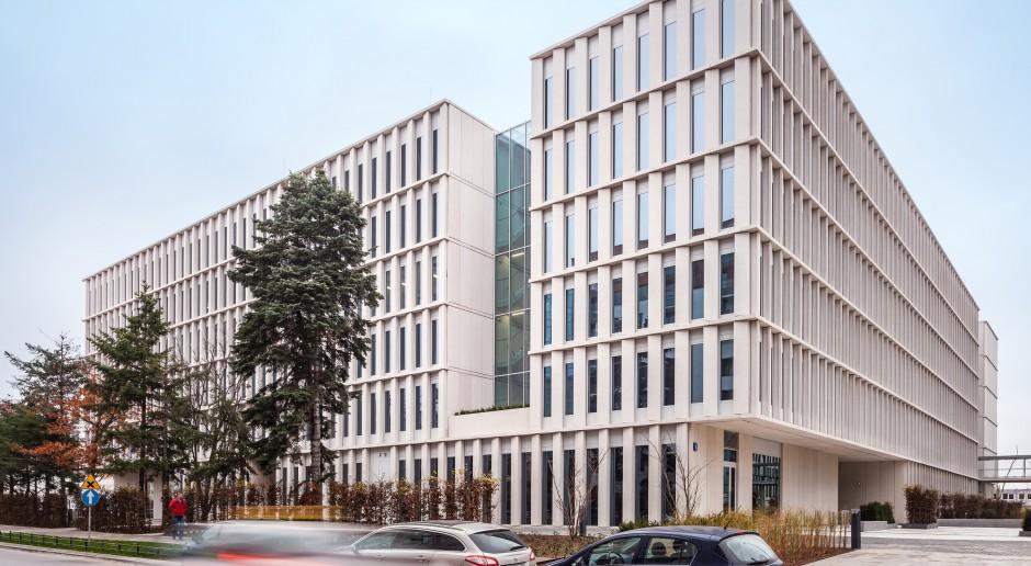 Tak wygląda najnowszy biurowiec spod kreski JEMS Architekci