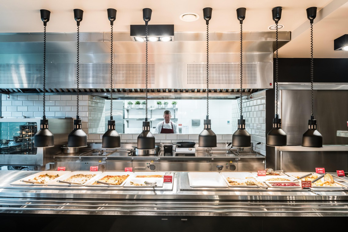 Meating Point - nowy koncept gastronomiczny, który zaskoczy designem