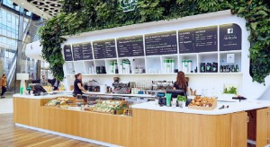 DaftCafe, czyli hipsterska kawiarnia z dżunglą nad barem