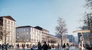 Plac Centralny w Warszawie - jak uzyskać kosmopolityczny efekt?