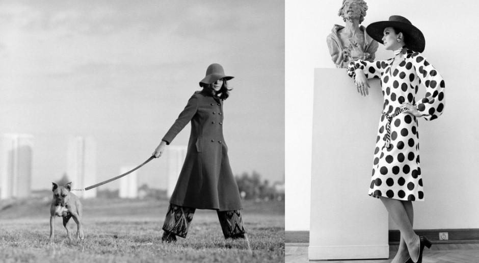 Strefa The Designer Gallery w Galerii Mokotów z ikonami polskiej fotografii modowej