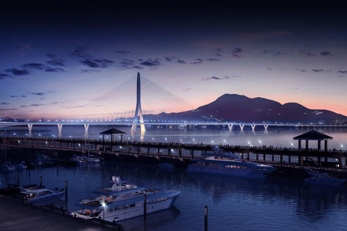 Nowy wymiar projektowania. Powstaje jedyny taki most na świecie