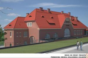 PKP S.A. wyłoniła wykonawcę modernizacji dworca w Chojnowie