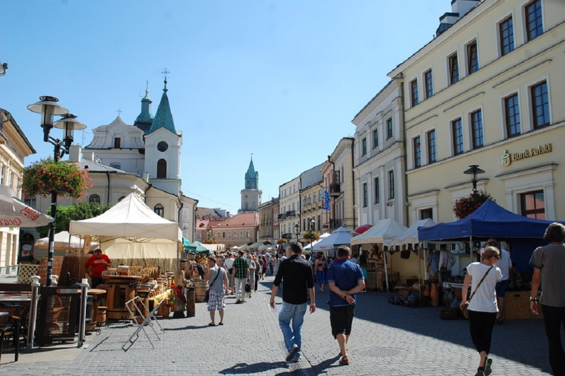 Koncepcja nowego dworca metropolitarnego w Lublinie w rękach ludu