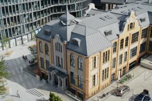 Oto Concordia Hub - wrocławskie dziecko Pro Design