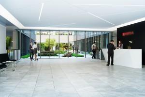 Porto Office szkicu IMB Asymetria z doradcą