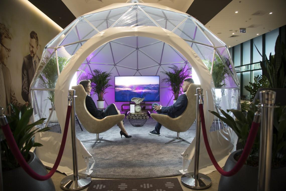 Pierwsza na świecie strefa ze... światłoterapią dla biur stworzona przez Polaków