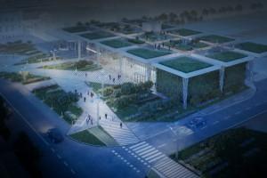 Tak może wyglądać Zintegrowane Centrum Komunikacyjne w Lublinie. Oto dwie niezwykłe koncepcje