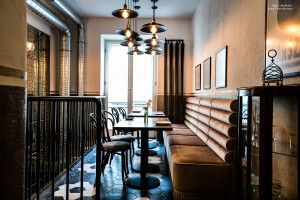 Polski tapas bar zachwyca designem. Tu przeniesiesz się do Warszawy lat 20.