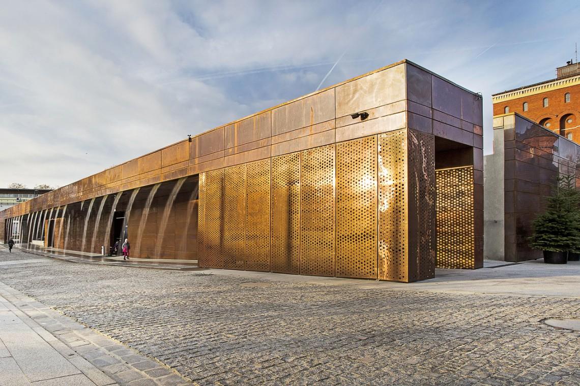 """Hydropolis zmiażdżyło europejski konkurs """"Miedź w Architekturze"""""""
