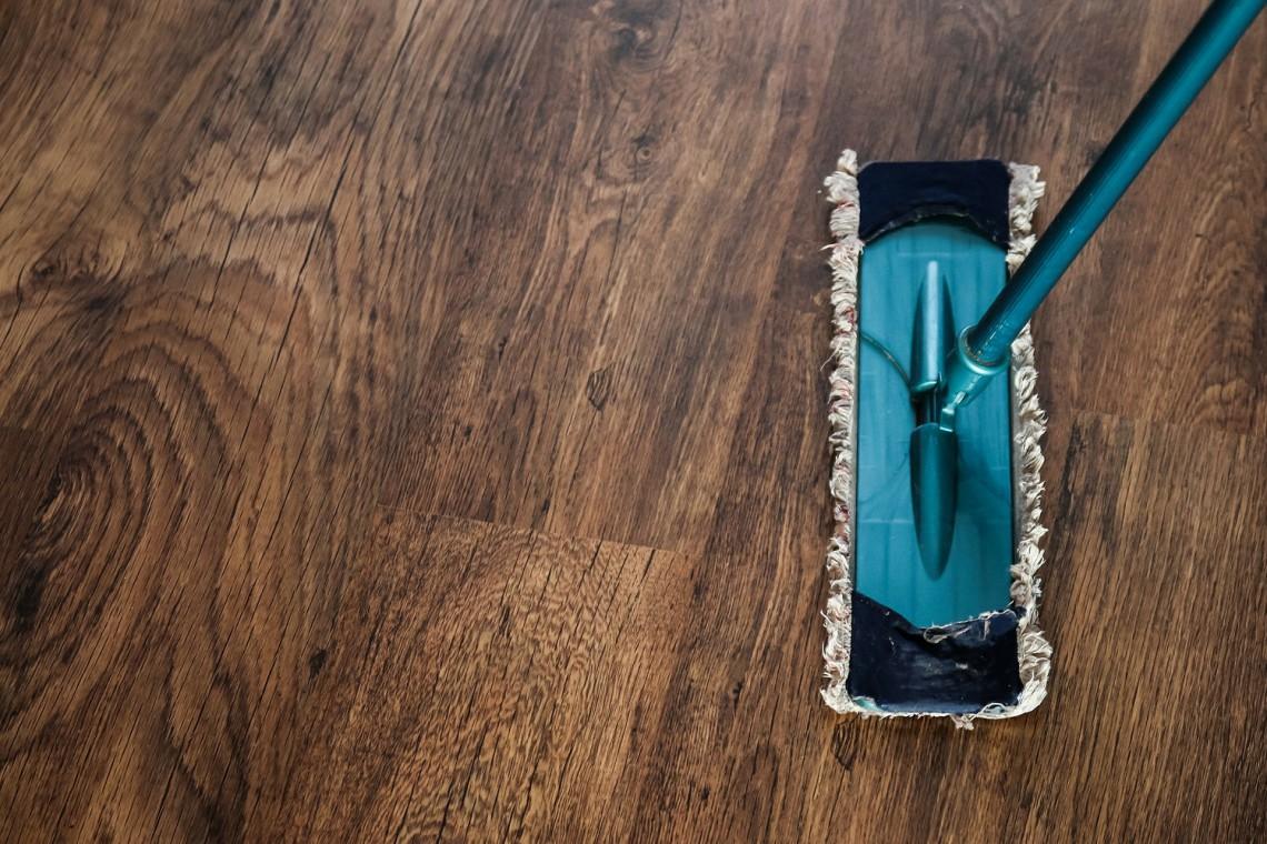 Piękna podłoga to efekt prostych czynności