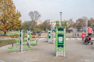 We Wrocławiu otwarto nowy park. To Park Jedności spod kreski AP Szczepaniak