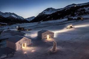 TOP: Hotele w prawdziwej krainie lodu