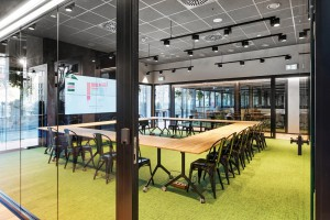Business Link Maraton już otwarty. Poznań zyskał nową, unikalną przestrzeń dla biznesu