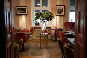 Nowy design w Signature Restaurant. Mocne akcenty kolorystyczne i ciekawe dodatki