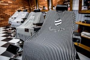 Amerykańskie wnętrze, Jim Bean i stylowa fryzura. Oto barbershop w Starym Browarze!