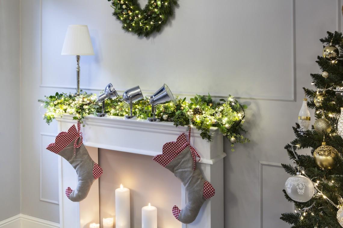 Poczuj magię świąt, dzięki oświetleniu