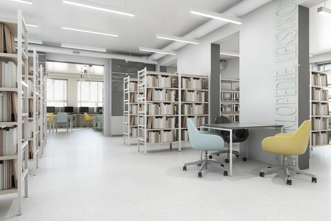 Nowoczesna biblioteka powstanie w dawnym gimnazjum