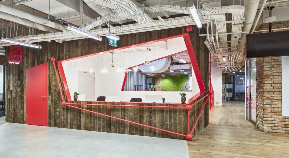 Druga lokalizacja Brain Embassy już otwarta. To przestrzeń wspierająca kreatywną pracę