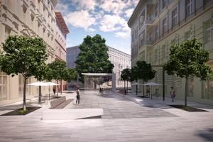 Rozstrzygnięto konkurs na rewitalizację ważnej przestrzeni w Szczecinie