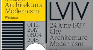 Lwów, 24 czerwca 1937. Miasto, architektura, modernizm. Niezwykła wystawa w MCK