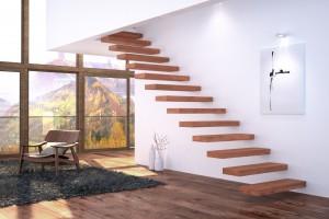 Przepis na schody po skandynawsku