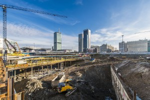 Tak rośnie Varso. Oto najnowsze zdjęcia z placu budowy