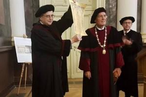 Prof. Jacek Purchla otrzymał doktorat honoris causa Politechniki Lwowskiej