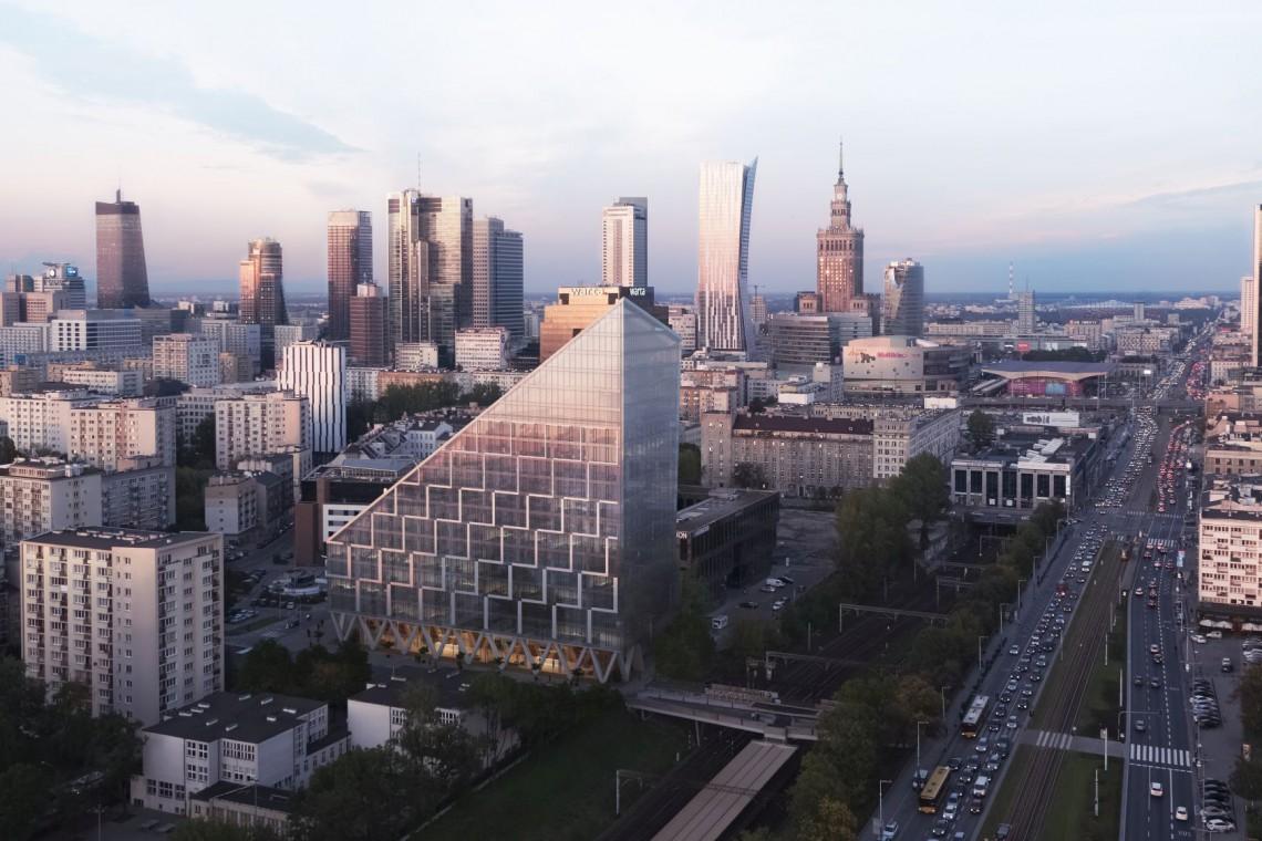 Chmielna 89, czyli warszawska piramida spod kreski Epstein