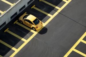 Mordor z parkingiem wielopoziomowym?