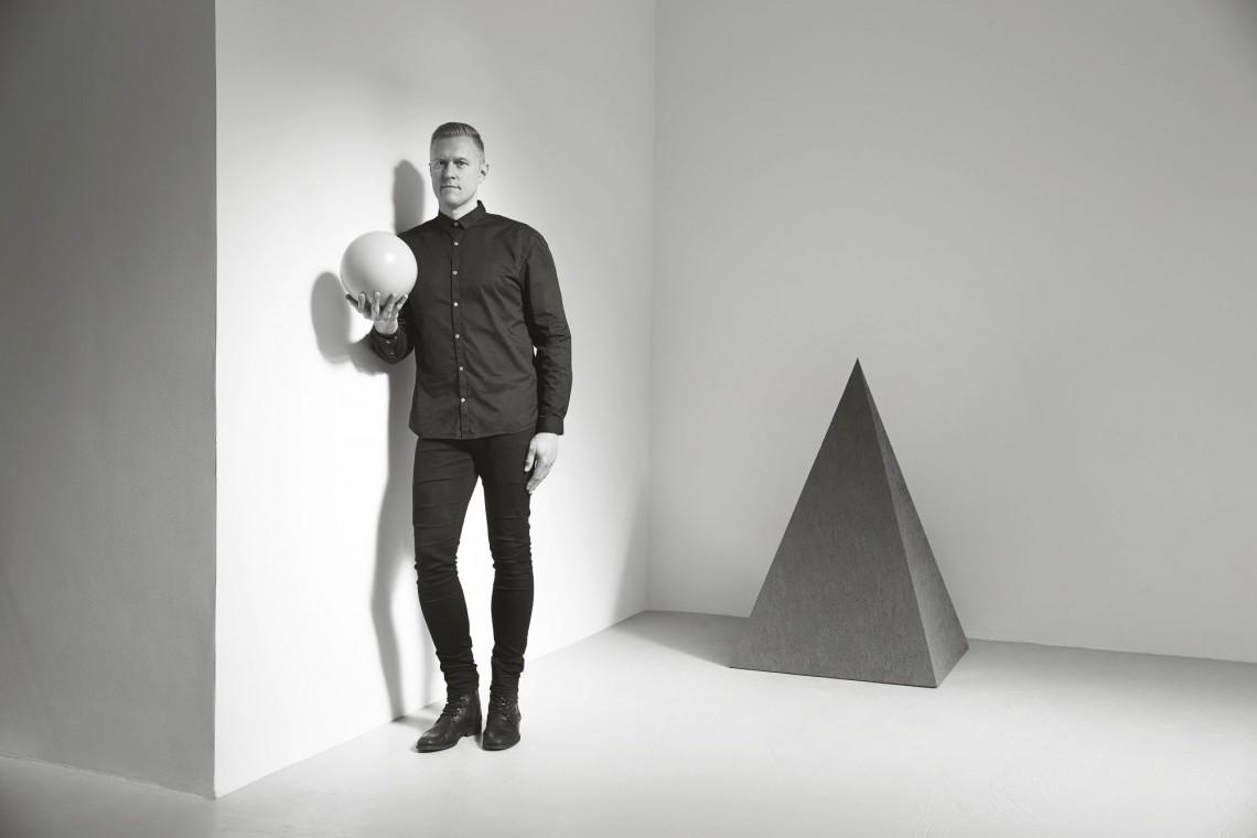 René Hougaard: Już w wieku 10 lat wiedziałem, że chcę zajmować się designem i architekturą